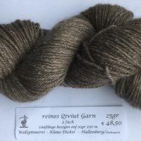 reines-Qiviut-Garn-3fach©Sauerlandwolle.com